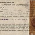 Iscrizione camera di commercio